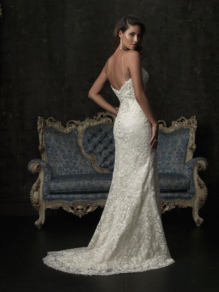 style chanel wedding dress
