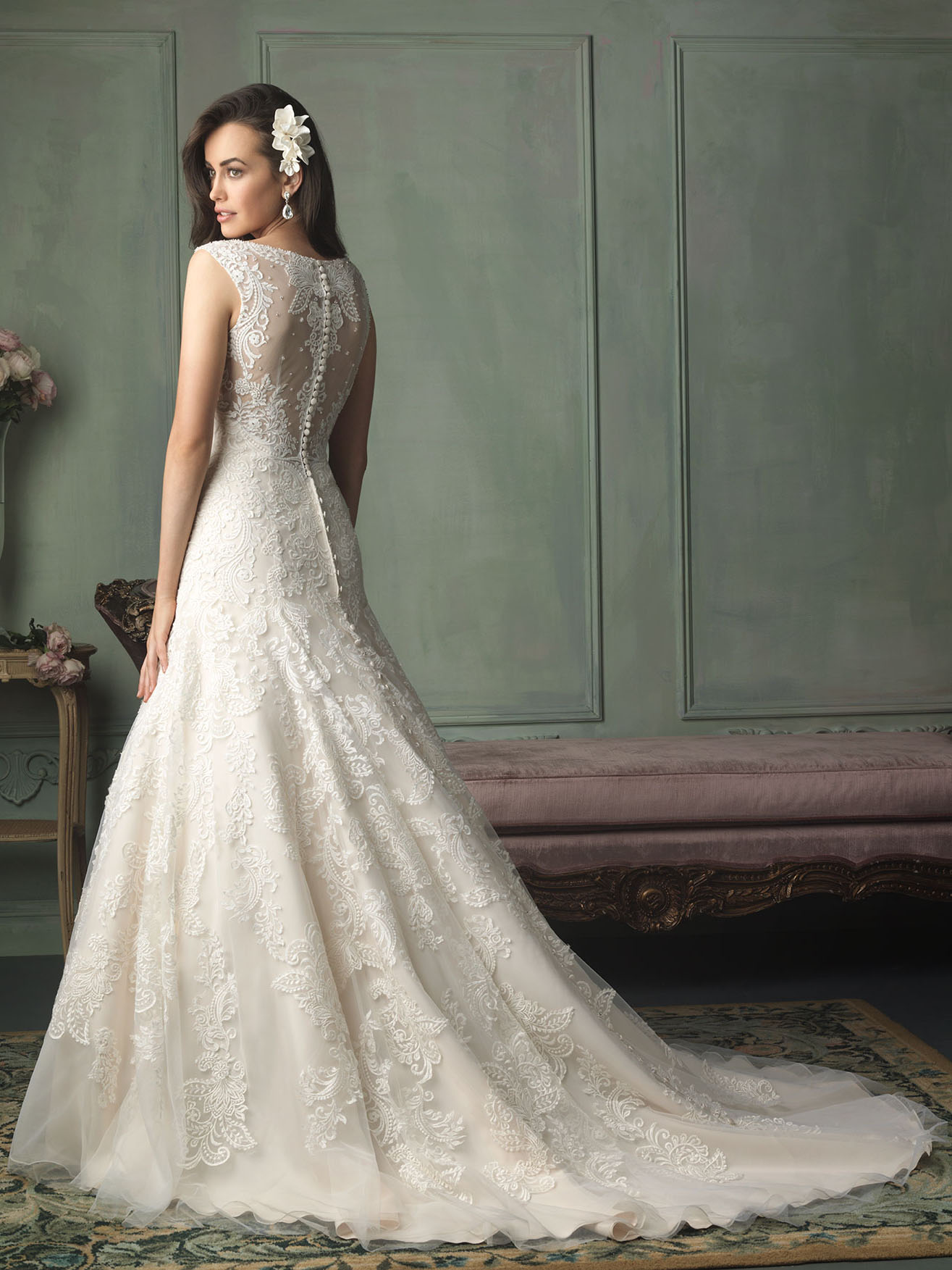 Lilly Rose Wedding Dress 2
